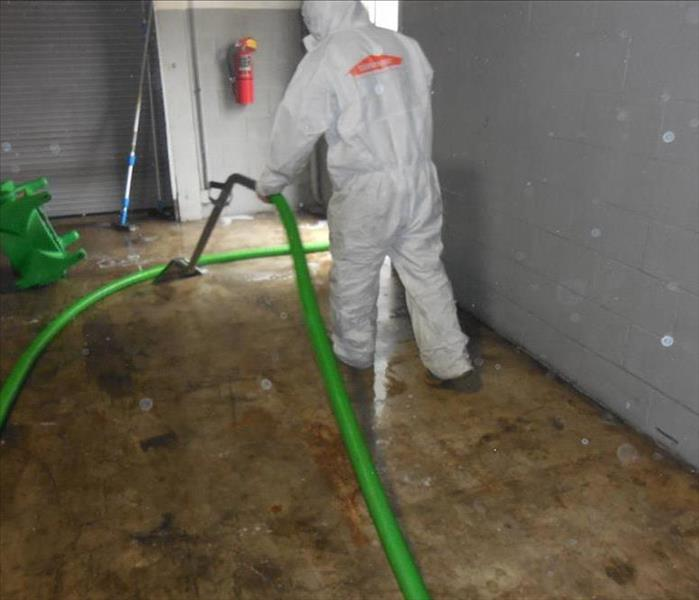 Commercial Water Cleanup in Chicago Ridge