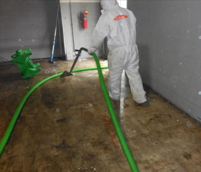 Commercial Water Damage In Your Chicago Ridge Business