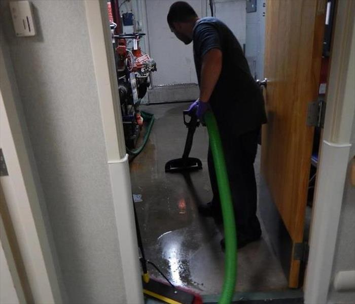 Why SERVPRO Water in Your Basement, Who You Gonna Call?
