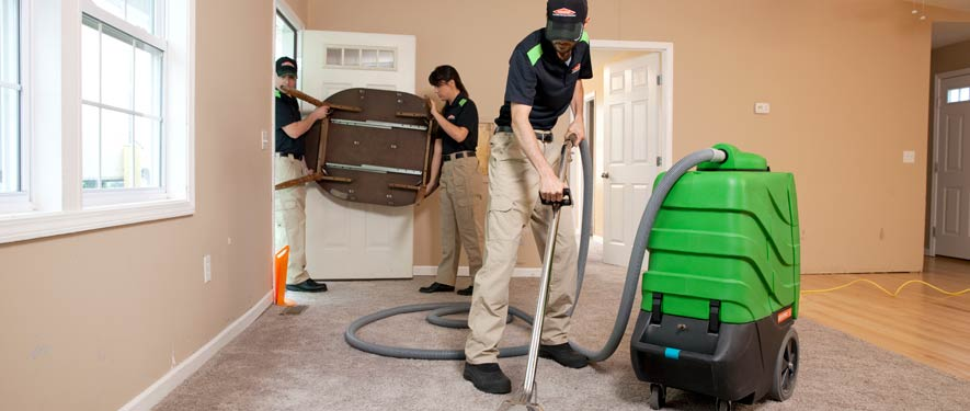 Oak Lawn, IL residential restoration cleaning